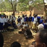 Team Kili Visited a Local Blind and Albino School in Moshi