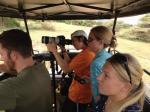 Day 1 of the Safari!
